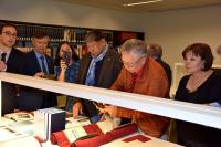 В Париже состоялась церемония передачи казахстанских книг Библиотеке языков и цивилизаций