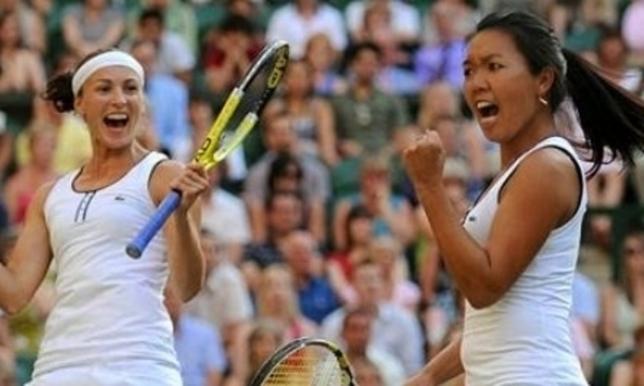 Шведова вышла в третий круг парного разряда «Australian Open»