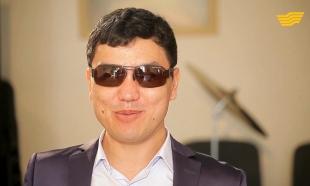 Журнал. «Қайсар жандар». Ержан Дүйсембиев