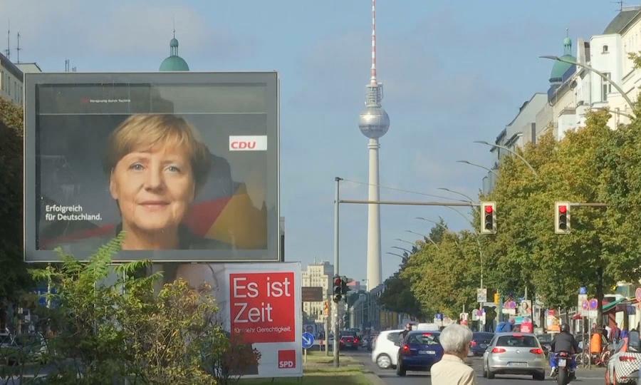 24 сентября в Германии будут выбирать новый Бундестаг на следующие четыре года