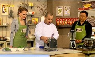 «Магия кухни». Гость: композитор и телеведущий Арман Дуйсенов