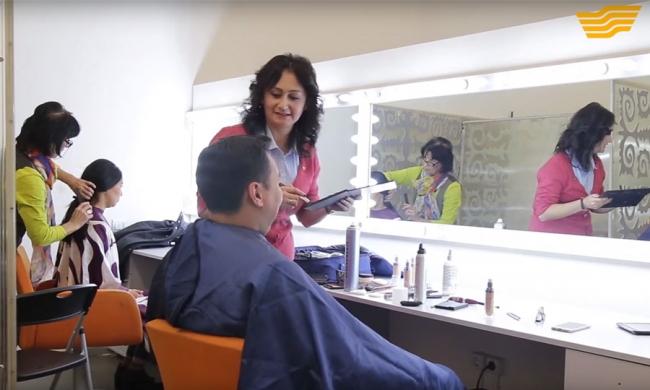 Стилисты, парикмахеры, визажисты