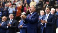 Н.Назарбаев принял участие в торжественных мероприятиях по случаю 20-летия переноса столицы в Астану