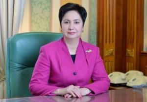 Госсекретарь РК приняла участие в торжественной церемонии вручения премий лучшим НПО страны