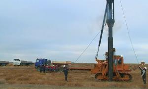 Строительство газохимического комплекса началось в Атырауской области