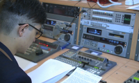 Ветераны казахстанского телевидения отмечают успехи в его развитии
