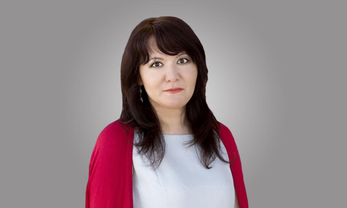 Акбопе Бексултанова
