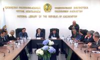 Алматылық ғалымдар латын әліпбиінің жаңа нұсқасына пікір білдірді