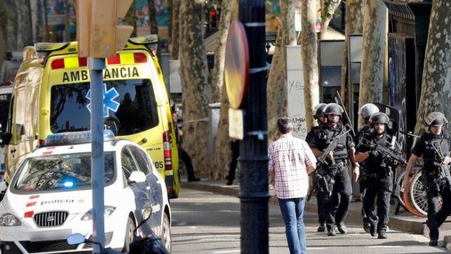 ЦРУ предупреждало полицию Каталонии о возможном теракте в Барселоне