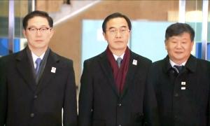 Начались переговоры между КНДР и Южной Кореей