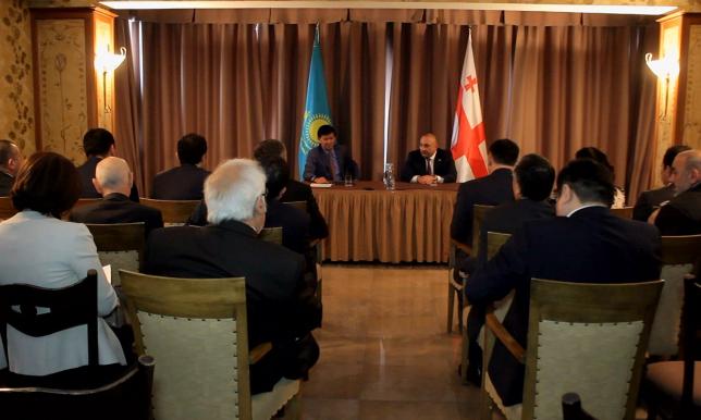 Товарооборот между Казахстаном и Грузией составил почти $50 млн