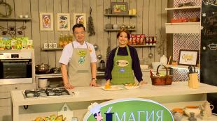 «Магия кухни». Гульназ Жоланова