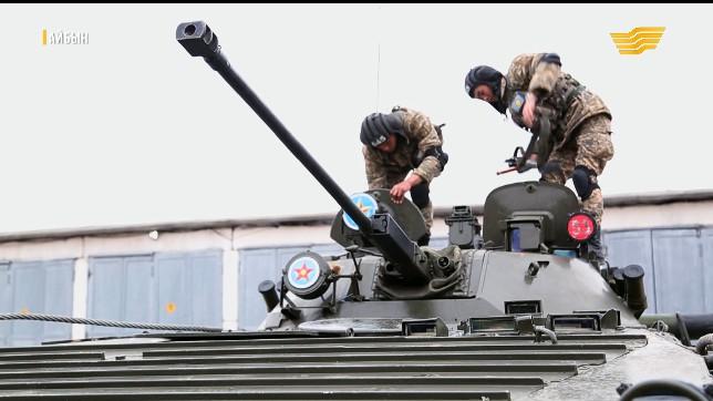 «Айбын». Шымкент қаласы, 35748 әскери бөлімі