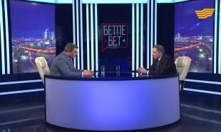 «Бетпе-бет». Заместитель председателя Правления Казахского агротехнического университета Сергей Могильный