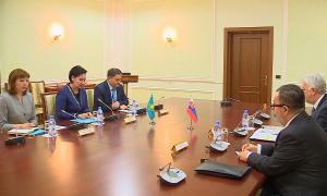 В 2018 году Казахстан и Словакия отмечают 25-летие дипломатических отношений