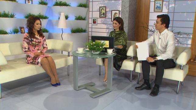 «Көңіл толқыны». ҚР еңбек сіңірген қайраткері Мадина Сәдуақасова