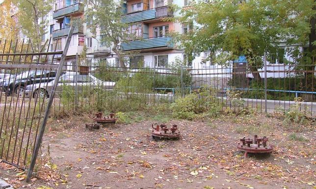 Павлодарда жарамсыз газгольдерлердің орнына бизнес нысандары бой көтереді