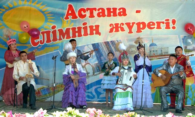 Еліміздегі аймақтар Астана күнін дүбірлетіп атап өтті