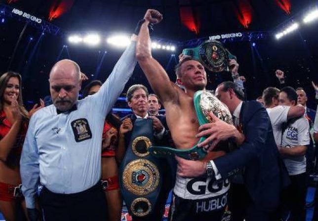 Г.Головкин табысты боксшылардың тізімінде екінші орынға шықты