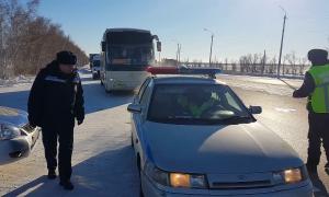 217 человек было спасено на дорогах Акмолинской области