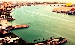 «Тур де Хабар». Біріккен Араб Әмірліктері. Абу-Даби қаласы