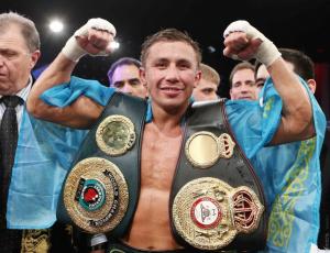WBC назвал Геннадия Головкина P4P-королем
