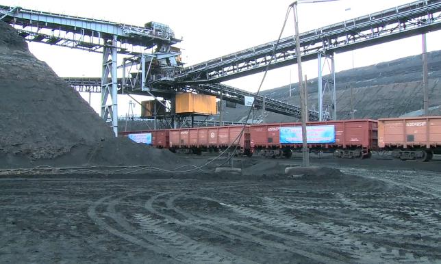 КТЖ: С начала октября отгружено более 1000 вагонов угля