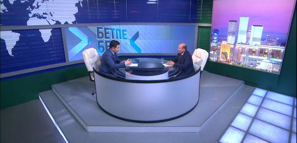 «Бетпе-бет». ҚР Ұлттық нейрохирургия орталығының басшысы Серік Ақшолақов