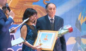 Корреспондент агентства «Хабар» - лауреат конкурса «Человек года»