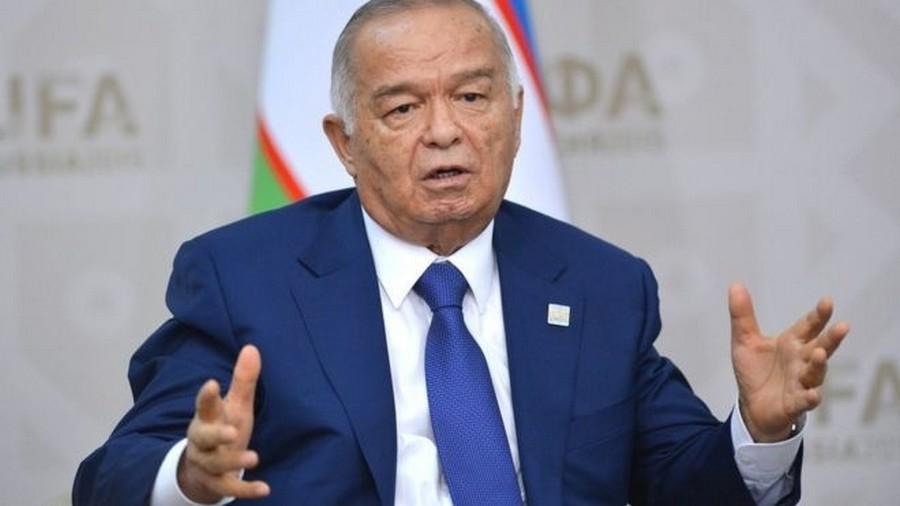 Өзбекстан Президенті Ислам Кәрімов ауруханаға түсті