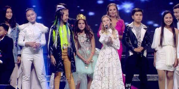Данэлия Тулешова представит Казахстан на «Детском Евровидении»