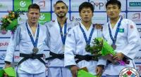 Қазақстандық қос дзюдошы Тунистегі Гран-приден қола медаль жеңіп алды