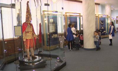 Тұңғыш Президент музейіне Елбасы сыйлықтарының топтамасы қойылды