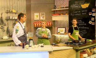 «Магия кухни». Гость: победитель конкурса «Хочу в «Магию кухни» Анна Кужелева