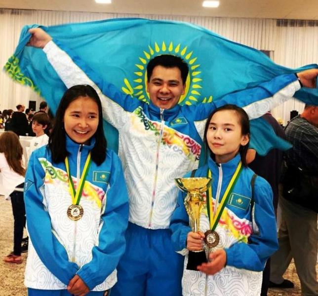 11-летняя казахстанка завоевала «бронзу» на чемпионате мира по шахматам