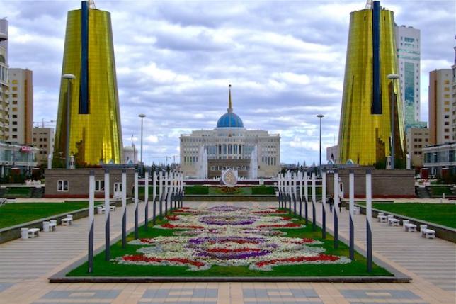 Ассамблея народа Казахстана поздравила с Днем столицы