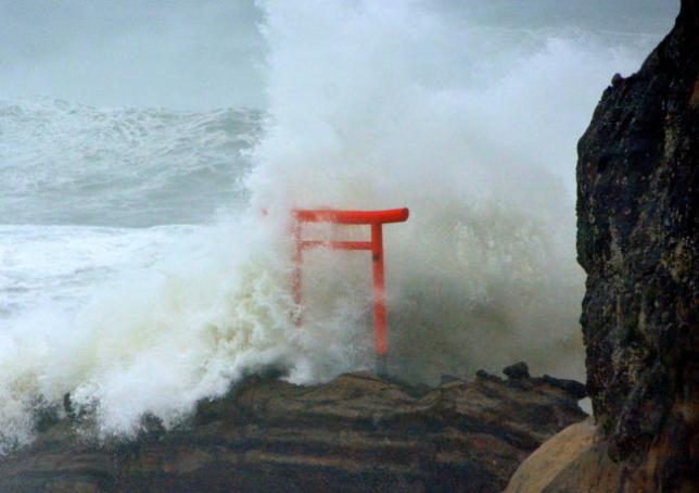 Тайваньда болған дауылдан 82 адам зардап шекті
