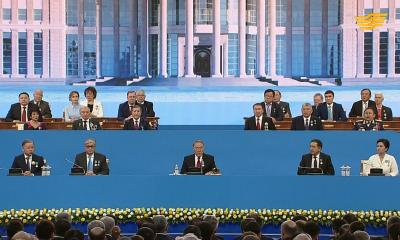 «Большая политика». Председательство Казахстана в Совете Безопасности ООН