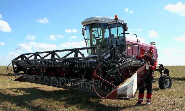 Казахстанские фермеры перенимают опыт работы украинских аграриев