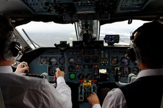 Стали известны имена членов экипажа упавшего близ Алматы самолета Ан-28