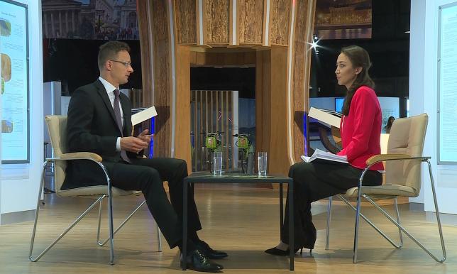 Глава МИД Венгрии дал свою оценку ЭКСПО в Астане