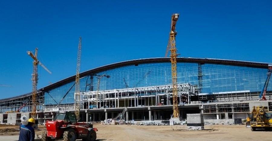 В мае откроют новый железнодорожный вокзал Астаны