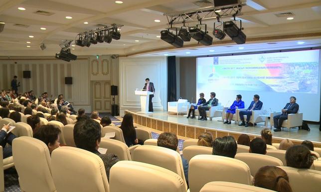 Представленные в Нур-Алем «зеленые» технологии реализуют в Казахстане