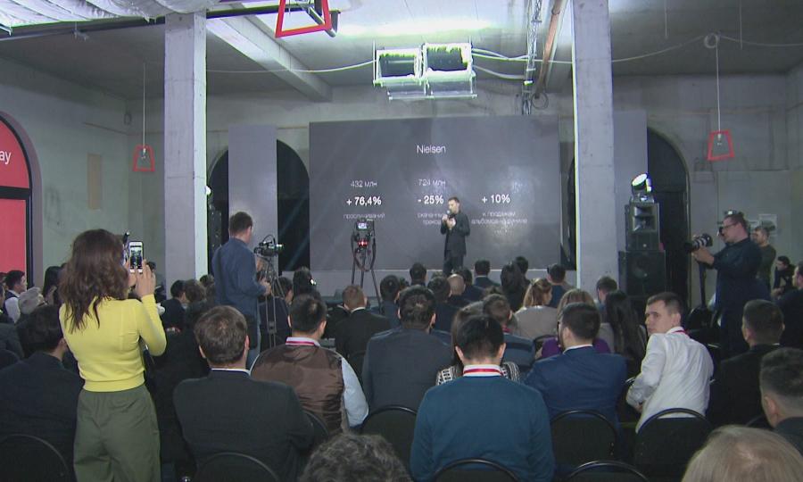 Запущен первый казахстанский интернет-сервис с кино и музыкой