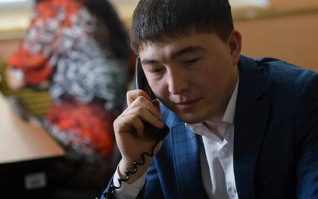 Айдарбек Балгабеков