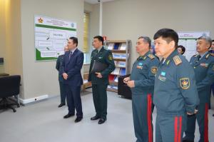 Вопросы двустороннего военного сотрудничества Малайзии и Казахстана обсудили в Астане