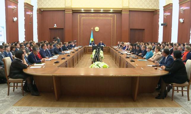 Қарағанды қаласында ҚР Орталық сайлау комиссиясының алғашқы бейне-конференциясы өтті