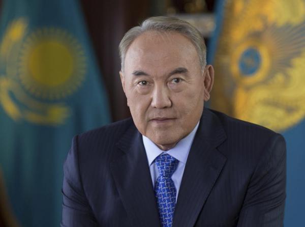 Қазақстан Республикасының Президенті Нұрсұлтан Назарбаевтың Жолдауы