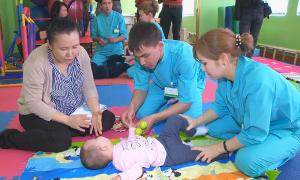 Шымкентте балаларға арналған екі неврологиялық орталық ашылды