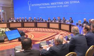МИД РК: Следующий раунд Астанинского процесса пройдет 21-22 декабря